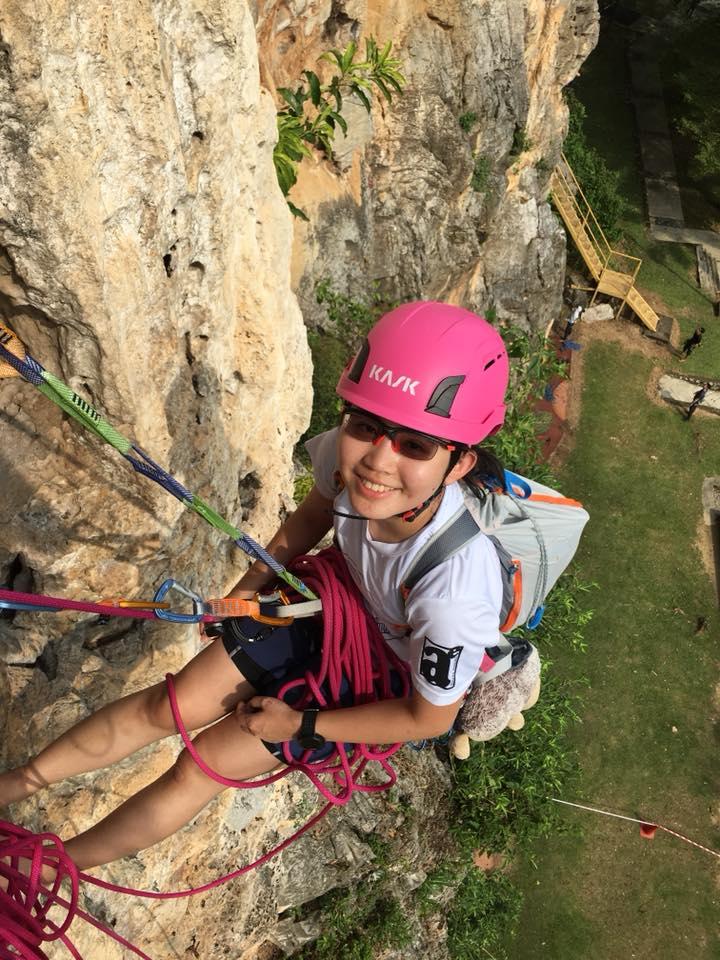 Sports Climbing: Multi-pitch Climbing